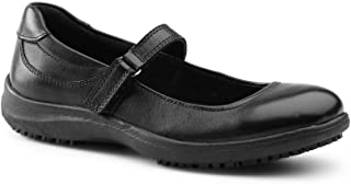 Keuka SureGrip Amelia Women's Black Mary Jane Shoe