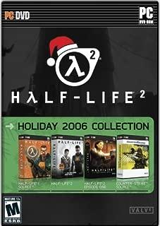 Half Life 2 Holiday Collection DVD (Half Life 1, Half Life2, Half Life 2 Episode 1, Counter Strike: Source) - PC
