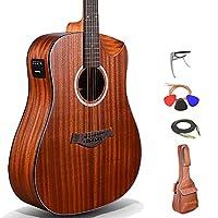 Kadence Slowhand Series Premium Electric Mahogany body Guitar 1