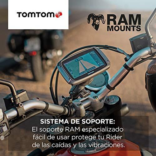 TomTom Rider 500 Europe
