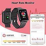 Zoom IMG-2 tipmant smartwatch orologio fitness uomo
