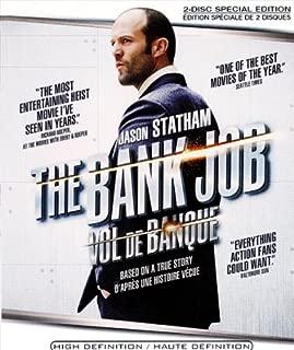 The Bank Job Poster E 27x40 Jason Statham Saffron Burrows Daniel Mays