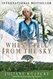 When I Fell from the Sky: The True Story of One Woman's Miraculous Survival