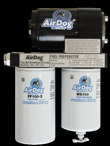 AirDog A4SPBC085 Fuel Air Separation System
