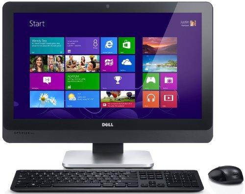Dell Optiplex 9010 23-inch All-In-One Desktop PC (Intel Core i5 3570S 3.1GHz, 4GB RAM, 500GB HDD, DVDRW, LAN, Webcam, Integrated Graphics, Windows 7 Professional)