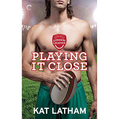 Playing It Close audiobook cover art