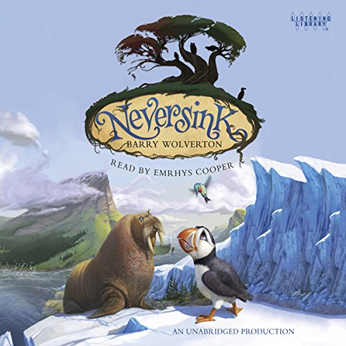 Neversink audiobook cover art
