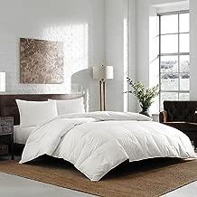Eddie Bauer Queen 400 TC 700 Fill Power Goose Down Comforter – 90 x 98 Inches