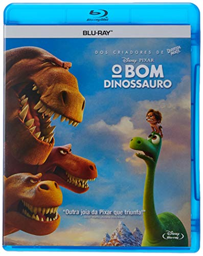 O Bom Dinossauro [Blu-ray]