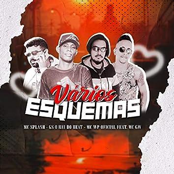 Vários Esquemas (feat. MC GW & MC Leek)
