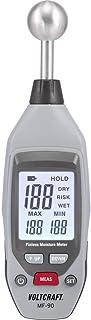 VOLTCRAFT MF-90 Fuktmätare för material Mätområde byggfukt 0 till 100 % vol Måtområde träfuktighet 0 till 100 % vol