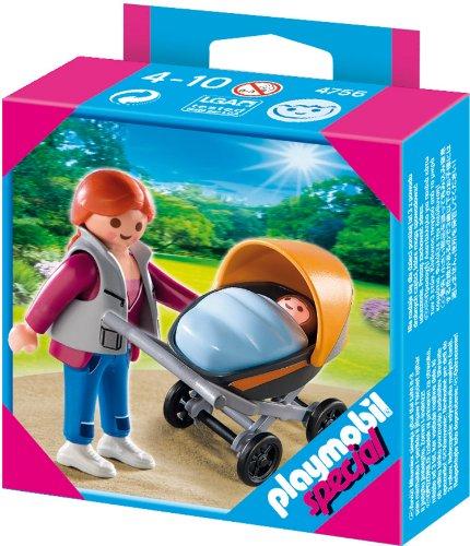 Playmobil 4756 - Mama mit Kinderwagen