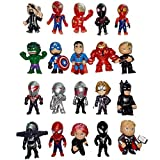 Marvel Titan Hero Series Exclusive 20 Figure Set Cake Decoration