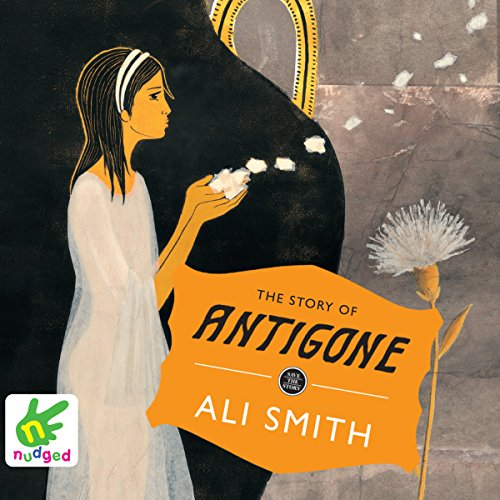 The Story of Antigone audiobook cover art