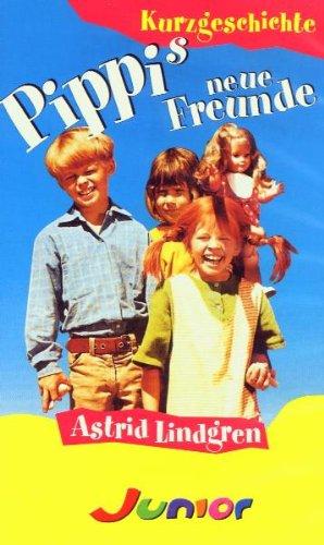 Preisvergleich Produktbild Pippi Langstrumpf - (2) Pippis neue Freunde [VHS]