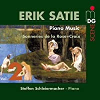 Erik Satie: Piano Music, Vol. 2 by SATIE (2002-07-23)
