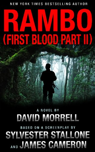 Rambo (First Blood Part II) (Rambo: First Blood Series Book 2) (English Edition)