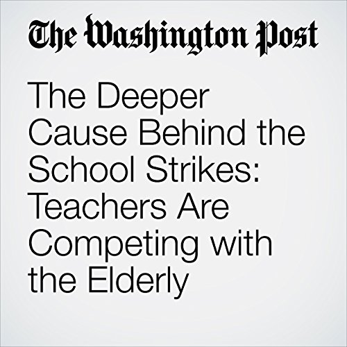 The Deeper Cause Behind the School Strikes: Teachers Are Competing with the Elderly copertina