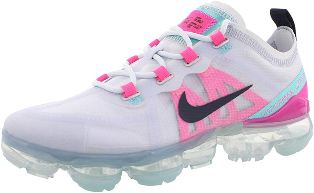 Amazon.com   Nike Womens Air Vapormax 2019 AR6632 007 Grey/Pink ...