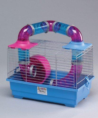 Jaula Hamster Tubing Alamber