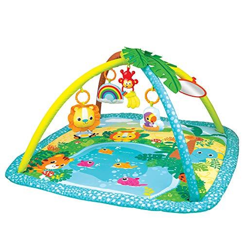 winfun - Alfombra gimnasio para bebés jungla winfun (46506)