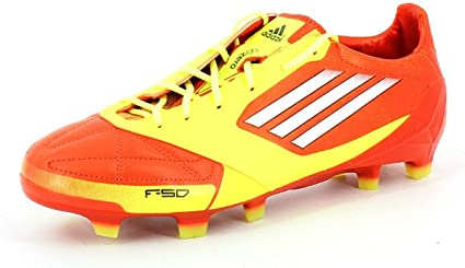 adidas F50 Adizero TRX FG Leather, Chaussures de Football pour ...