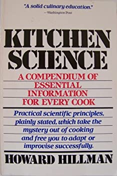 Paperback Kitchen Science : A Compendium of Essential Information for Every Cook Book