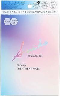SUIKO HATSUCURE(スイコウハツキュア) SUIKO HATSUCURE プレミアムトリートメントマスク フェイスマスク 30mL × 3枚
