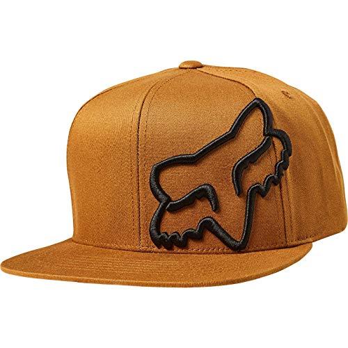 Fox Headers Snapback Hat Bronze, einheitsgröße