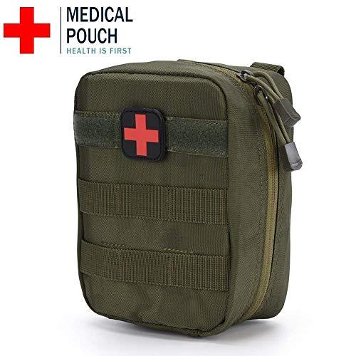 VGEBY Outdoor Erste-Hilfe-Tasche Notfalltasche Medzinische Hilfe f¨¹r Outdoor Aktivit?Ten wie Camping Radfahren Klettern Wandern?