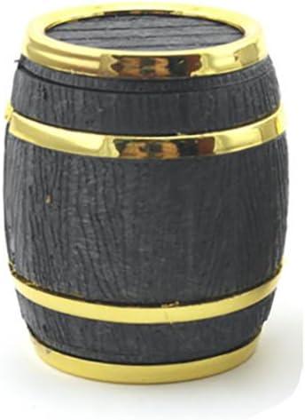 lowest Mallofusa Novelty Europe Beer Barrel online Velvet Ring Earring Jewelry lowest Display Gift Box Case19 online sale