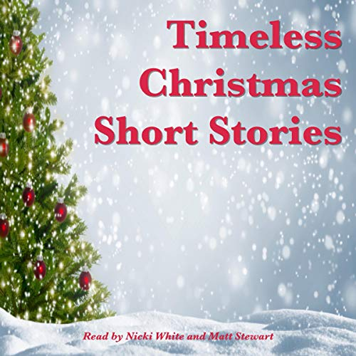 Page de couverture de Timeless Christmas Short Stories