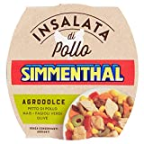 Simmenthal - Gustose di Pollo, Verdure in Agrodolce - 160 g