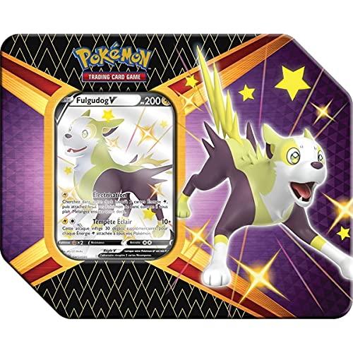 Pokemon Pokebox Fulgudog V chromatique Destinées Radieuses FR