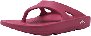 Unisex Flip Flops Thong Sandal with Arch Support Bob Post Exercise Active Sport Recovery Shoes for Women and Men