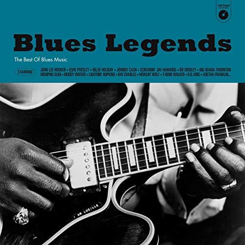 Blues Legends (Box) [Vinyl LP]