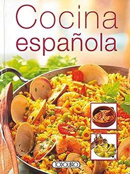 Hardcover Cocina española (Miniprácticos) (Spanish Edition) Book