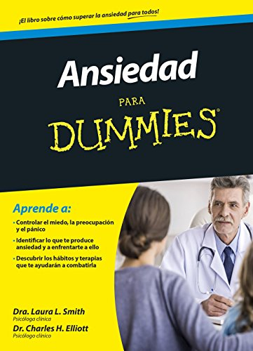 Ansiedad para Dummies (Spanish Edition)