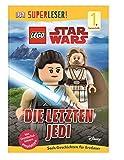 SUPERLESER! LEGO® Star Wars(TM) Die letzten Jedi: Sach-Geschichten für...