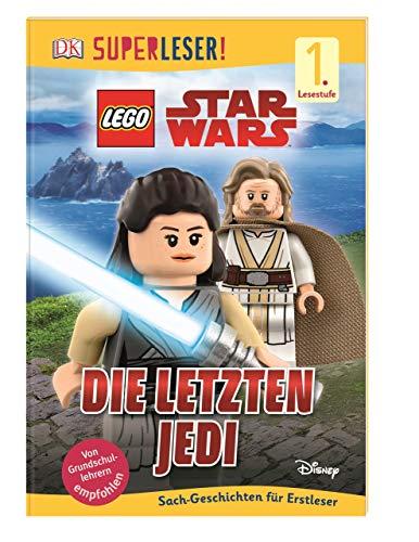 SUPERLESER! LEGO® Star Wars™ Die letzten Jedi: Sach-Geschichten für Leseanfänger, 1. Lesestufe