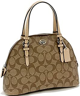 Coach Peyton Mini Domed Satchel Purse - #F32584
