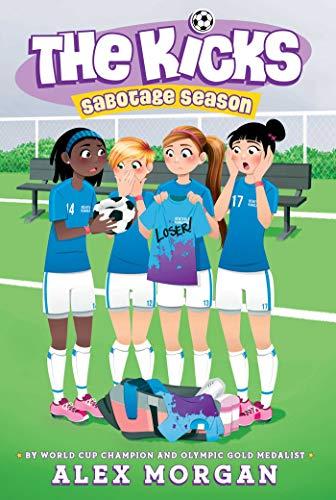 Sabotage Season (The Kicks Book 2) (English Edition)