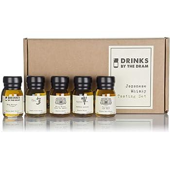 Drinks By The Dram Japanese Whisky Tasting Set, 150ml