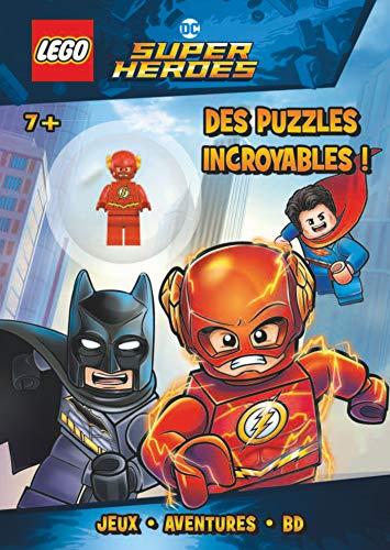 LEGO DC COMICS DES PUZZLES INCROYABLES !