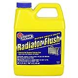 Gunk Radiator Flush, HD, 22 Oz