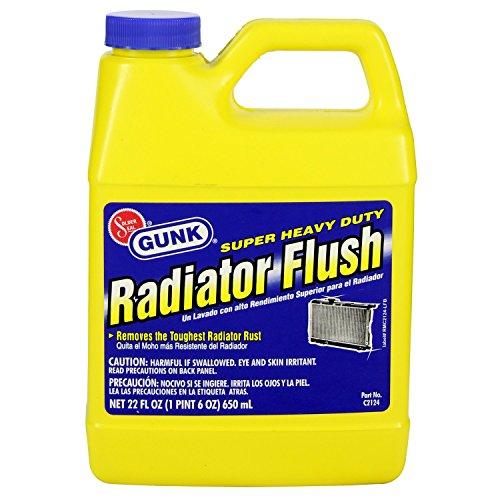 Gunk C2124 Radiator Flush
