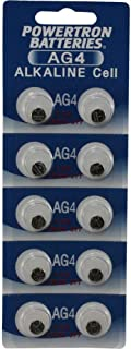 (10) AG4 LR66 SR66 377 177 376 LR626 SR626 626A BATTERY