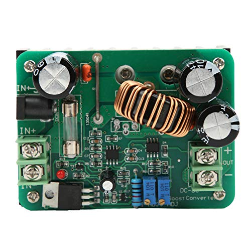 Boost Power Supply Converter ABS Step‑Up Module 12‑80V for Pda for Various Digital Products