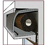 Italfrom - Kit Pannelli EPS (Inferiore e Superiore) per Isolamento Vano Cassonetto Avvolgibile Tapparella