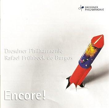 Orchestral Music (Encores) - Mozart, W.A. / Dvorak, A. / Brahms, J. / Strauss Ii, J. / Weinberger, J. / Bizet, G. (Dresden Philharmonic, Burgos)
